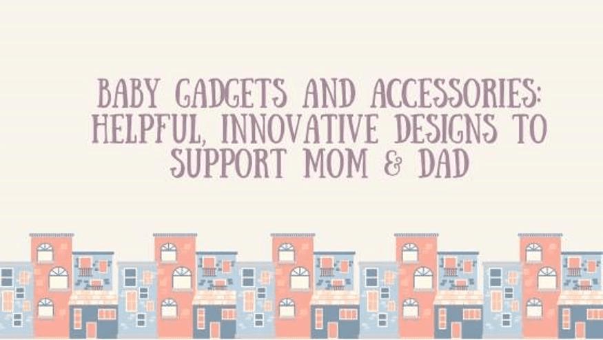 Trending Baby Gadgets
