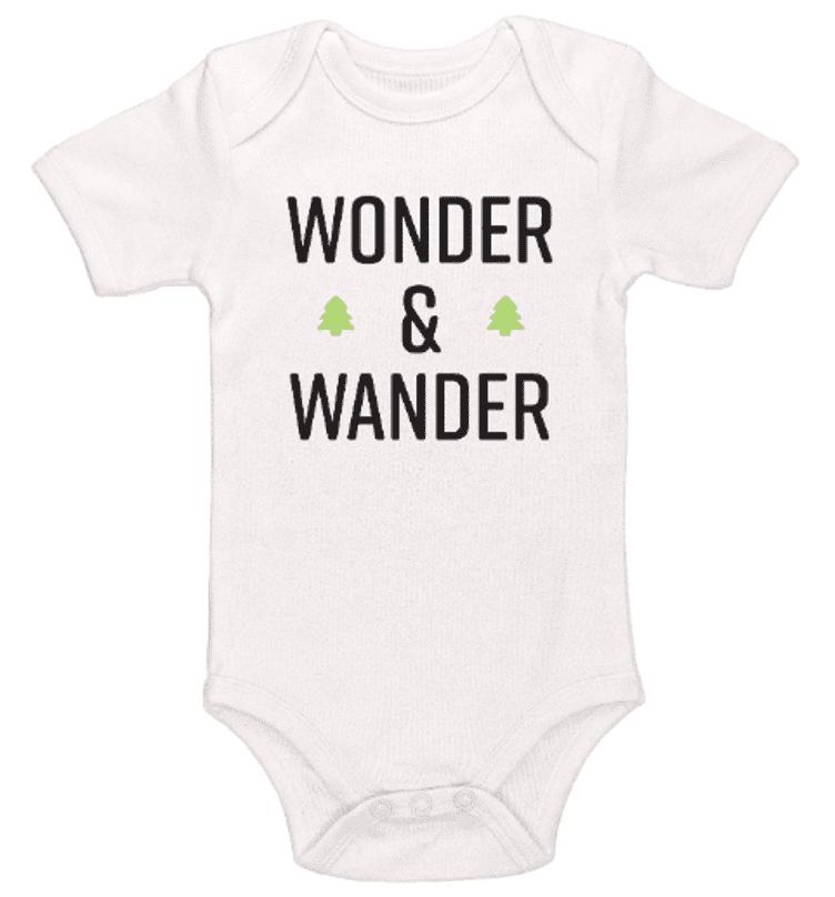 Kinacle Wonder And Wander Baby / Toddler Bodysuit