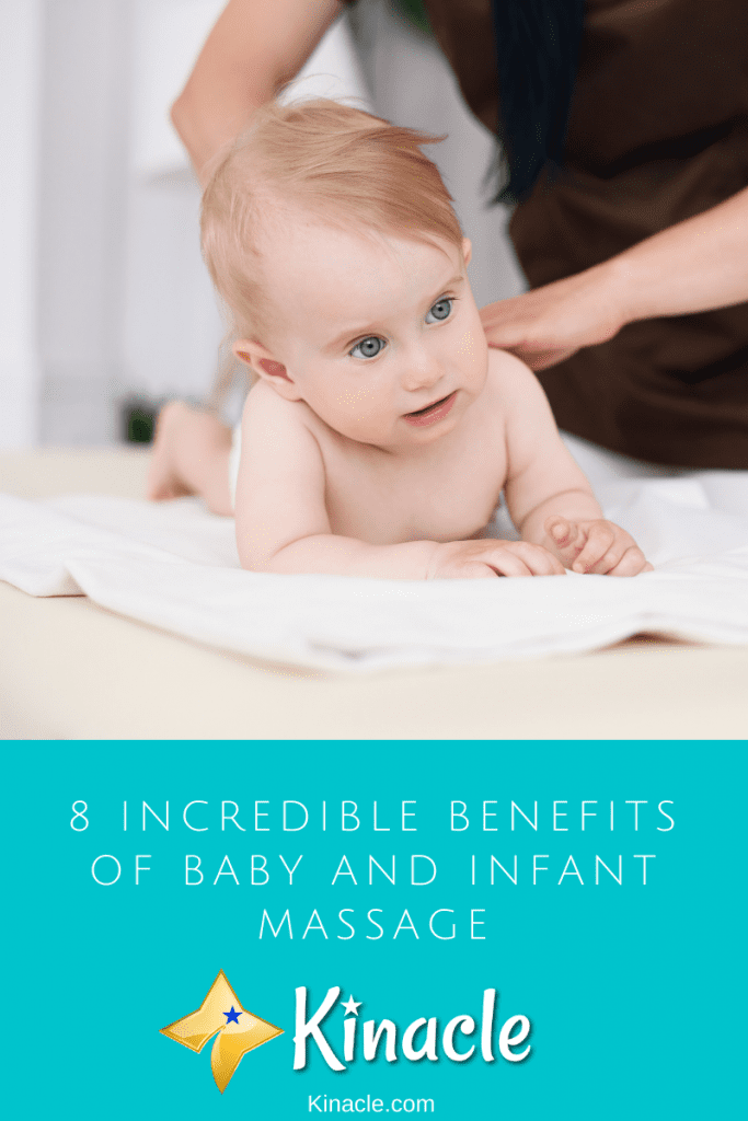 8 Incredible Benefits Of Baby And Infant Massage