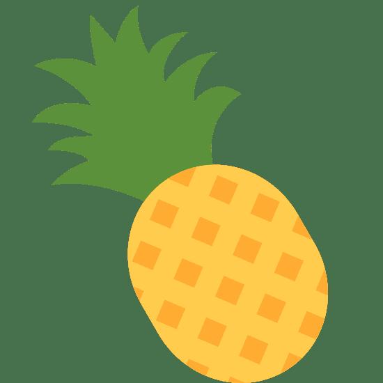 Kinacle Pineapple Page Break